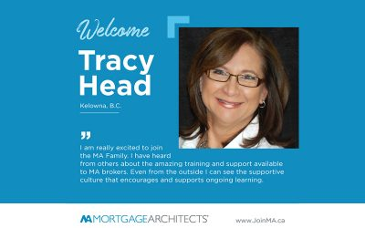 Tracy Head Joins the Mortgage Architects Broker Network